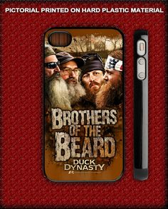duck dynasty brothers of the beard for iphone