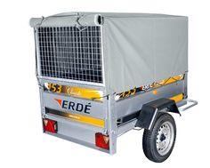Rehausse ridelles grillagees ERDE 233 / 234x4 - LeKingStore