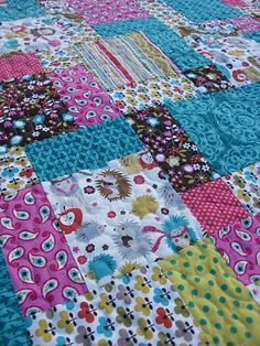 nice easy quilt instructions