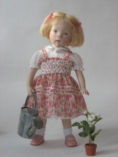необыкновенные куклы Sylvii Natterer