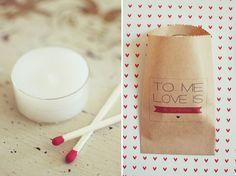 Valentine's Love Shoot // Lauren Elise Crafted