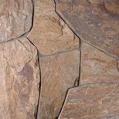 Flagstone Patio Floor