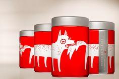 "ILLY ART COLLECTION – THE NEW COFFEE CAN DESIGN BY DARIA ""DASHA"" ZAICHANKA  ph Massimo Gardone"