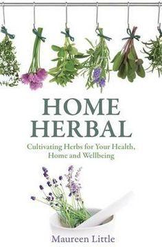 literatura obcojęzyczna dla pasjonatów: Home Herbal