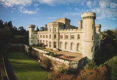 Eastnor Castle Wedding Venue in Herefordshire Team Building Venues, Eastnor Castle, Castles In England, Ancient Buildings, Castle House, Herefordshire, Historic Homes, Great Britain, Wonderful Places