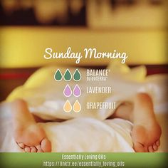 """0 Likes, 2 Comments - Essential Oil Mentor/Educator (@essentially_loving_oils) on Instagram: """"Sunday Morning - Diffuser Blend . 'If I can sleep in until 9 A.M. - wow, what a luxury.' - Patrick…"""""""