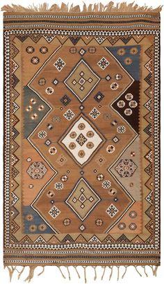 Antique Persian Kilim #45782