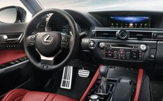 View 2020 Lexus GS F luxury sedan photos. Explore Interior and exterior Lexus GS F images featuring the strikingly sophisticated 2020 Lexus sedan. Lexus Lc, New Lexus, Lexus 2017, Lexus Sports Car, Sports Sedan, Best Pickup Truck, Pickup Trucks, Lexus Interior, Lexus Dealership