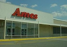 An Ames store. They took over Hills back in the 1990's before folding forever. I remember the radio ads mostly and not the store itself. I think the Miamisburg Hills just closed before Ames could get it...I think.