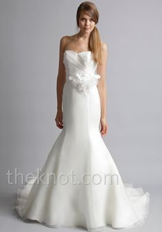 Check out this #weddingdress: Judy by Alyne by Rita Vinieris via iPhone #TheKnotLB from #TheKnot