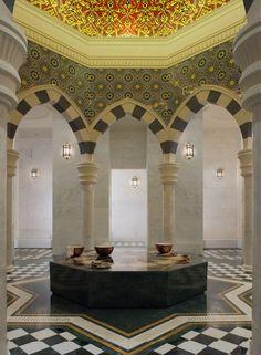 Jumeirah Zabeel Saray Hotel, Dubai - Talise Ottoman Spa - Hammam