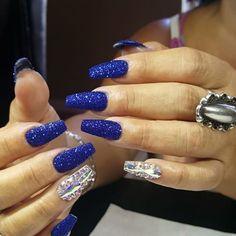 Custom nails design