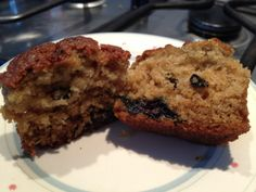 Mrs Bishop's Bakes and Banter: 'Perfect' Blueberry Muffins...