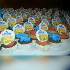 #bautizos #bodas #cupcake #cupcakes #chocolate #chocolovers #cumpleaños  #postre  #dessert #desserttable #dulces #fiestas     #vainilla @AlamosCake  Para pedidos 04242114240 Alamoscake@gmail.com #AlamosCake  #WRM