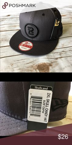 New Era - 9Fifty Skullcandy Snap-Back New Era - NWT - 9Fifty SkullCandy SnapBack. Please be sure to check out all of my other men's items to bundle and save. Same day or next business day shipping is guaranteed. Reasonable offers will be considered. New Era Accessories Hats