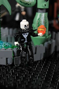 nightmare before christmas lego - Google Search