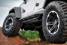 Tips for upgrading to 37-inch tires on your Jeep
