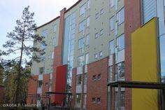 Kilterinrinteessa Myyrmäessä 46,5 m2 uudenveroinen asunto. HP.192 te. http://asunnot.oikotie.fi/myytavat-asunnot/8311159