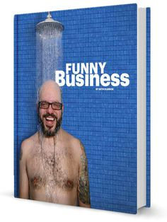 'Funny Business', A Photo Book by Photographer Seth Olenick Featuring 200 Portraits of Famous People in Comedy