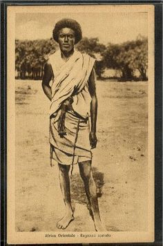 Somali man