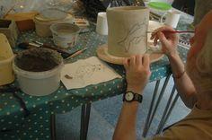 Clay workshops with Jo Taylor Sydney Gardens, Workshop Ideas, Clay, Group, Art, Kunst, Clays, Art Education, Artworks