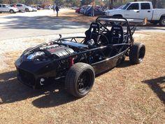 Exomotive - US Manufacturer of Exocars & Kit Cars | Exomotive Exocet Sport V8 XP-5
