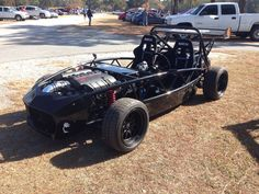 Exomotive - US Manufacturer of Exocars & Kit Cars | Exomotive Exocet Sport V8 XP-5