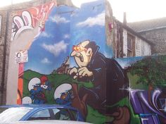 Schtroumpf, Brighton