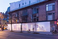 SO-IL shrink wraps NY's storefront for art and architecture - designboom | architecture