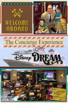 Experiencing the Concierge Level on the Disney Dream and Disney Fantasy