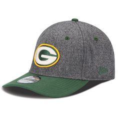 Men's New Era Green Bay Packers Meltop 39THIRTY® Structured Flex Hat - NFLShop.com