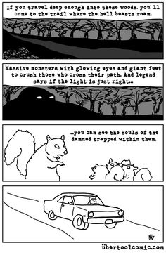 Trail of the Hell Beasts