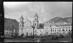 Catedral Primada de Bogotá (Colombia). Foto 1   banrepcultural.org