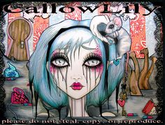 Artist- Callow Lily