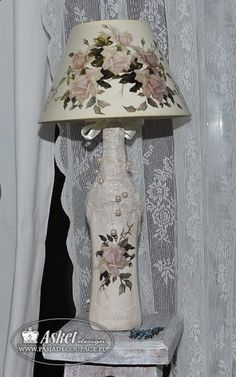 lampa z butelki