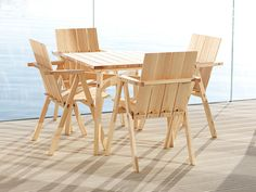 Hardwearing and low-maintenance UPM ProFi products are ideal for a wide range of outdoor applications. Outdoor Chairs, Outdoor Furniture, Outdoor Decor, Culture Cafe, Lounge, Pavilion, Piano, Deck, Backyard