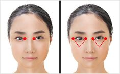 A Great Japanese Technique To Make Your Eyes Look Younger Shiatsu -… Younger Skin, Look Younger, Massage Facial Japonais, Special Massage, Facial Yoga, Acupressure Treatment, Face Exercises, Essential Oils For Skin, Face Massage