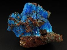 Chalcanthite from Arizona
