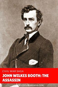 1860 John Wilkes Booth PHOTO Abraham Lincoln Assassination Killer
