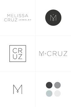 M.Cruz Branding Process | Rowan Made