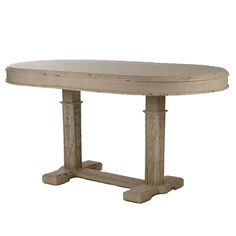 Superieur Rennes Oval Dining Table