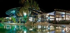 Kingfisher Bay Resort, Frasier Island, Australia | this is the hotel we stayed at here.