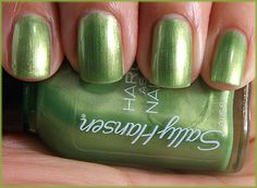 """Sally Hansen Hard as Nails - Tough Luck """"This is the world's smallest violin..."""""""