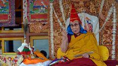 Őszentsége a XIV . Dalai Láma