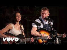 Joey+Rory - Hammerin' Nails (Live) - YouTube----This is how it should be---