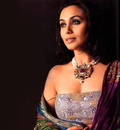 """Did You know? Rani Mukherjee is the only actor who has been invited to the dinner in Honor of President Musharraf!  """"I don't party, I don't get drunk and I don't have affairs. So all my passion goes into my work"""" - Exceptional Bollywood Actress #4, Rani Mukherjee"""