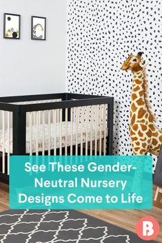 "Get a ""grown-up"" feel in baby's nursery with these updated paint color palettes that fit in with your home décor style, from the experts at The Bump. Baby Nursery Themes, Nursery Ideas, Painting Edges, Light Painting, Paint Color Palettes, Paint Colors, Sophisticated Nursery, Nursery Neutral"