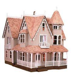 Greenleaf Dollhouse Deluxe Kit-Garfield