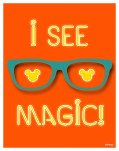 """I See Magic""  What do you see? #WaltDisneyWorld  #MagicKingdom"