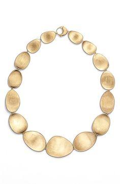 Marco Bicego 'Lunaria' Collar Necklace
